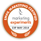 Marketing Experiments Email Marketing Certified Professional